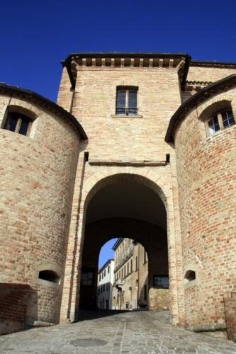 Mombaroccio - Porta Maggiore