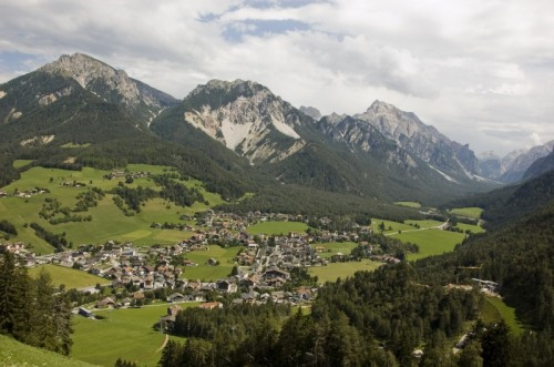 Marebbe - Panorama
