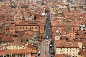 Bologna: la dotta, la grassa, la rossa