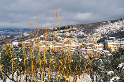 Corleto Monforte - ....ma anche l'inverno non è male!!