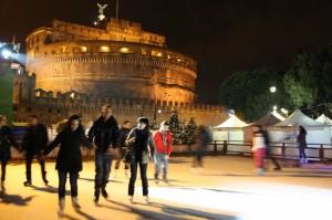 Castel Sant'Angelo in versione inedita, 8gen2010
