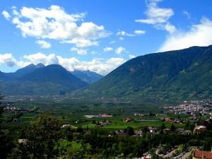 Merano e la sua valle