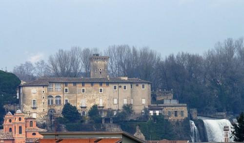 Isola del Liri - Castello Boncompagni in bella compagnia