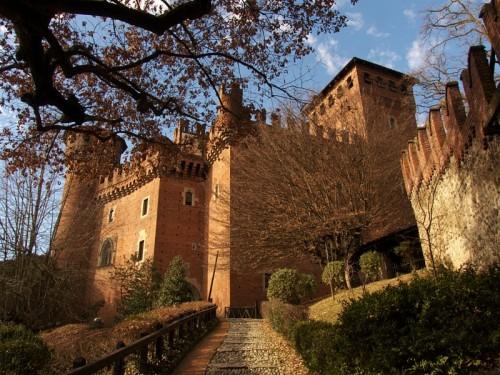 Torino - Accesso alla rocca del Valentino