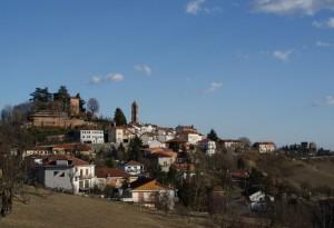 Sciolze tra le colline Torinesi