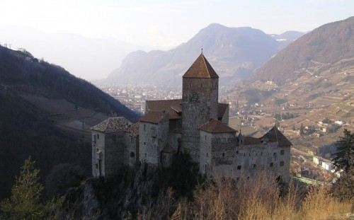 Cornedo all'Isarco - Il castello di Cornedo all'Isarco
