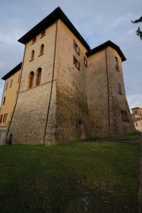 La Rocca, oggi sede del municipio
