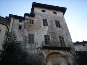 Il castello che fu dei conti Valperga