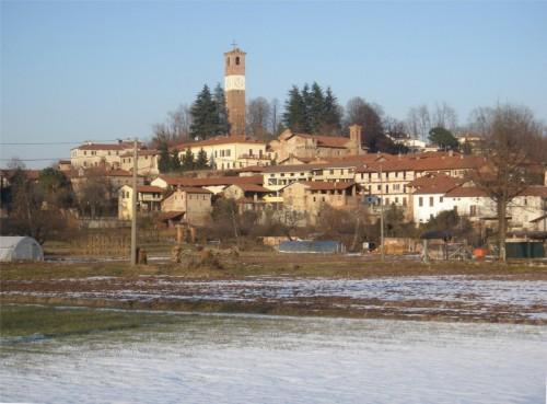Romano Canavese - Città natale del Cardinale Bertone, segretario di stato Vaticano