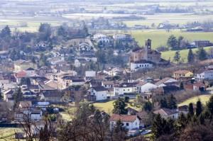 Alessandria, la frazione di Valle di San Bartolomeo.
