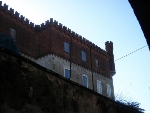 Candia Canavese - Castello trecentesco