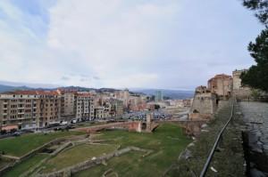 Panoramica dalla Fortezza Priamar