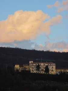 nuvole su Bollengo
