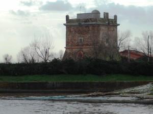 La torre di Foce Verde
