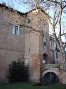Il castello di Lomello