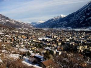 La bella Aosta