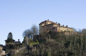 Il castello di Pavone.