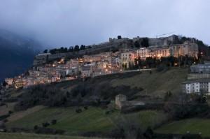 Civitella del Tronto Night