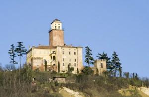 Il castello di Montecastello.