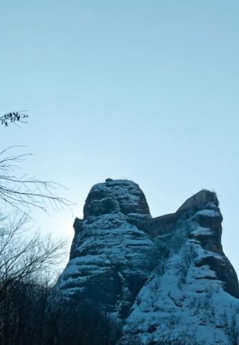 Vobbia - Il castello nella roccia