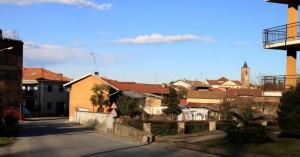 Panorama di Carisio