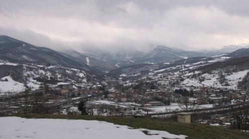 Borgo Val di Taro - Una giornata uggiosa
