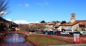 Panorama di Romagnano