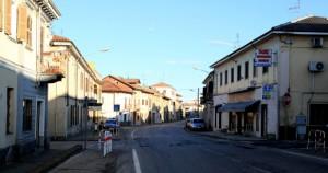 Panoramica di San Germano Vercellese
