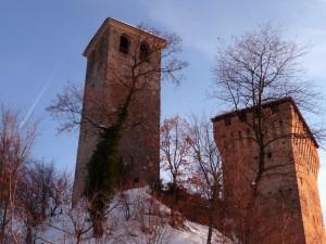 Casina…castello di Sarzano