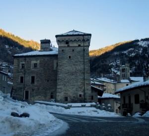 Il Castello dei Signori di Avise