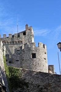 Castello Orsini, particolare