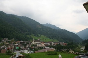 panorama di Forni