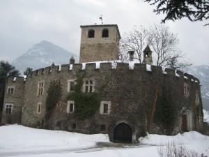 Castello di Indrod