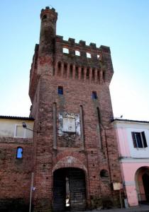 Castello da restaurare