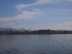 Bosisio Parini e il Lago di Pusiano