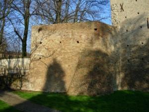 fortificazioni a Nonantola