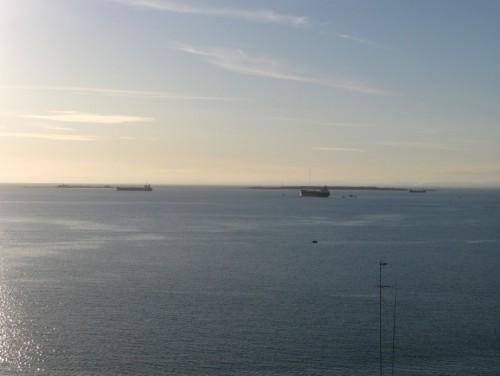 Taranto - La baia