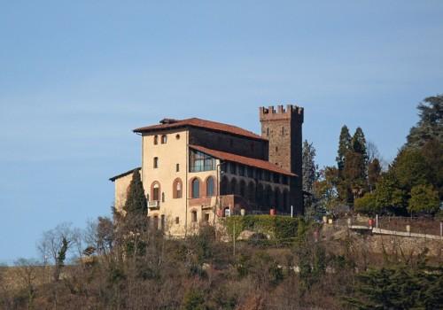 Piossasco - Castello dei Nove Merli