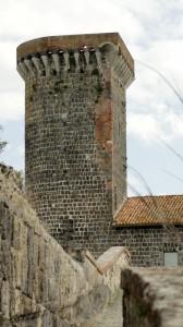 la torre di Vulci