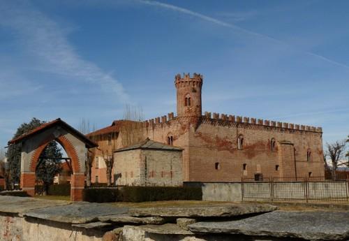 Buriasco - Castello di Buriasco