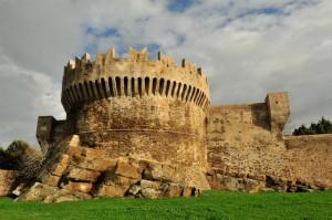 La fortezza di Populonia