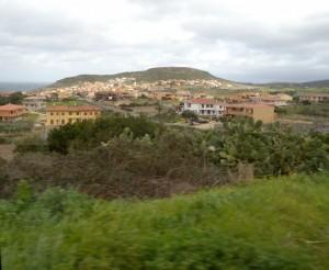 Tergu,sulle colline dell'Anglona