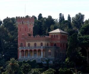 Punta Aspera, il Castello