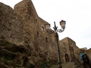 Castello dei Doria mura esterne