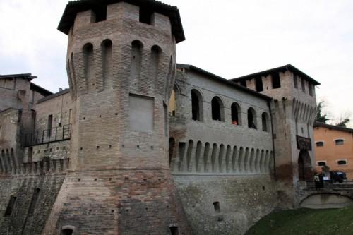 Castellarano - Mura Fortificate del borgo
