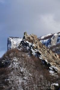 La Torre saracena di Barchi (Garessio  Cn)