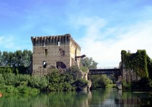 Borghetto - Il ponte Visconteo