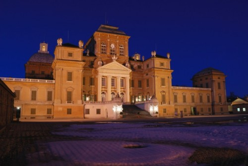 Racconigi - Castello Reale By Night