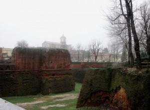 Mura (angolo Sud Est)