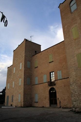 Scandiano - Entrata del Castello di Arceto